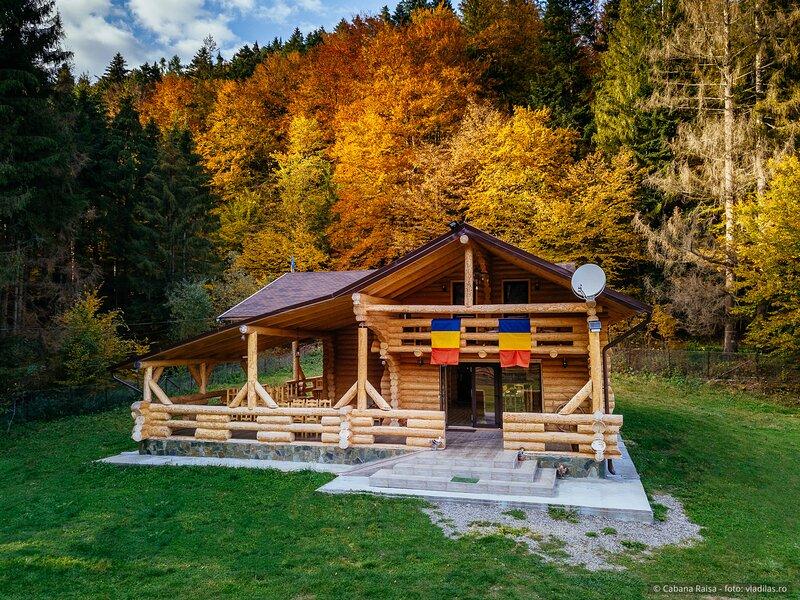 Cabana Raisa, location de vacances à Nord-est de la Roumanie
