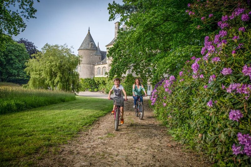 LIVE YOUR FAIRY TALE DREAM IN A PIECE OF HISTORY-LUXURY CHATEAU IN NORMANDY, holiday rental in Cosqueville