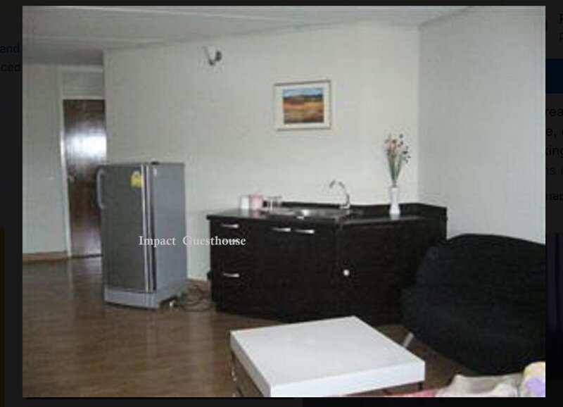 Impact Challenger Muang Thong Thani Apartment, vacation rental in Nonthaburi