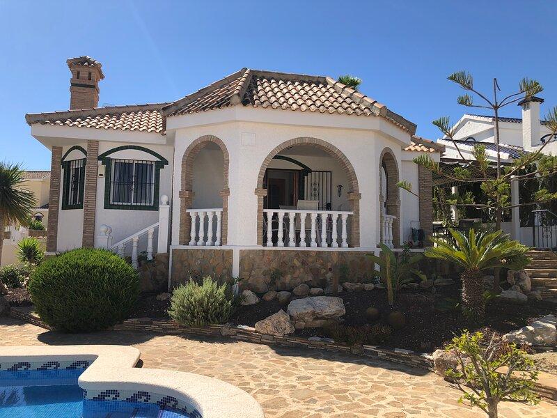 Villa Natasha, casa vacanza a Gran Alacant