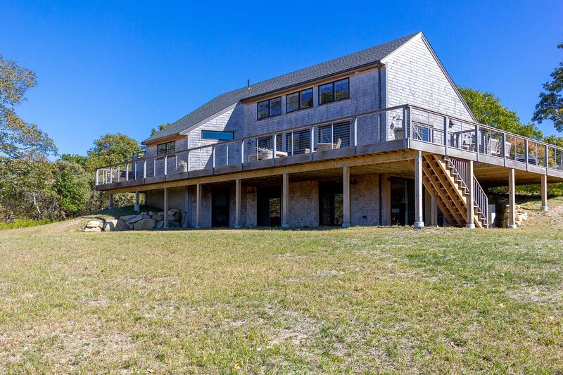 SEFER - Pinkletink House! Custom New home on Prospect Hill , Chilmark,  Gorgeous – semesterbostad i Aquinnah