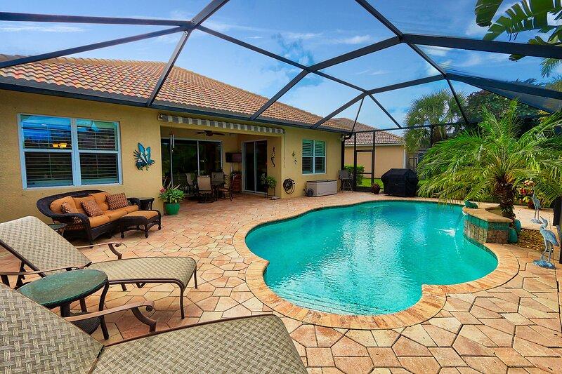 H HAW 10555 - 10555 Yorkstone Drive, alquiler de vacaciones en Bonita Springs