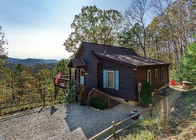 Annie's  Cabin, casa vacanza a Fairview
