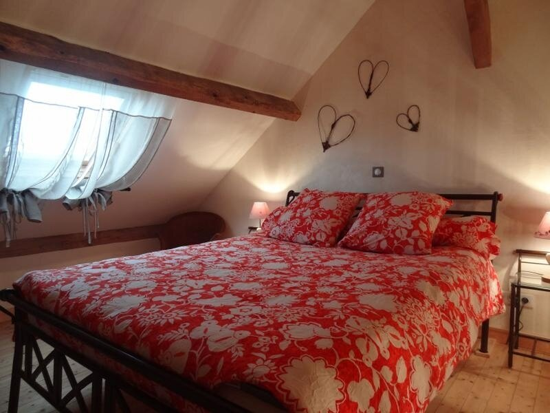 Location Appartement Coust, 2 pièces, 2 personnes, holiday rental in Meaulne
