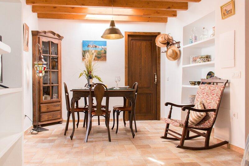 Villa Maria Eusebia, aluguéis de temporada em Nijar