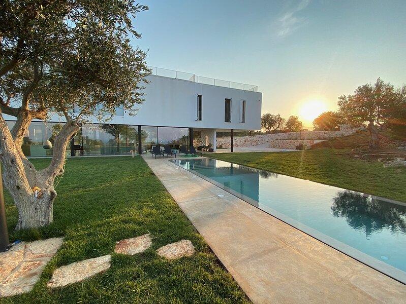 Villa Riflesso, holiday rental in Cozzana