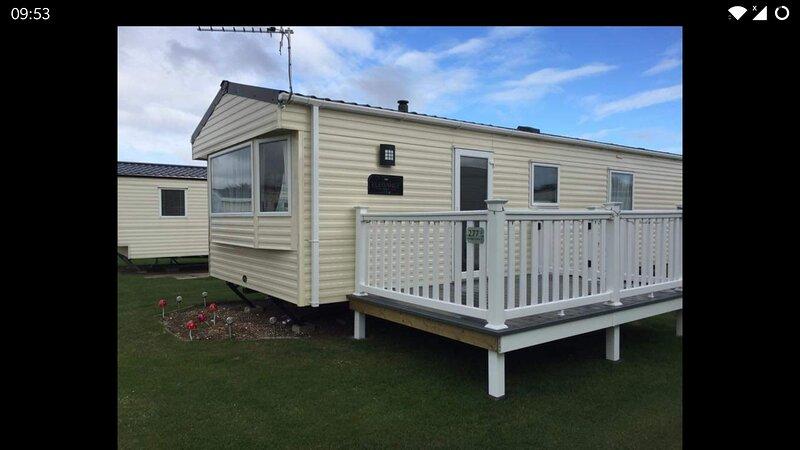 6 Berth Parkdean Saltfleet (Barney's Den), holiday rental in North Somercotes