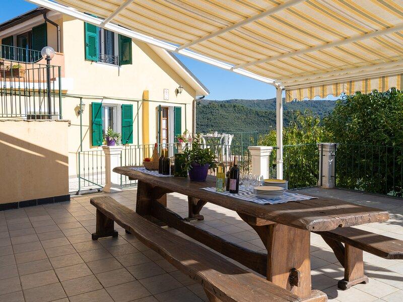 Rosa (VLO201), vacation rental in Valloria