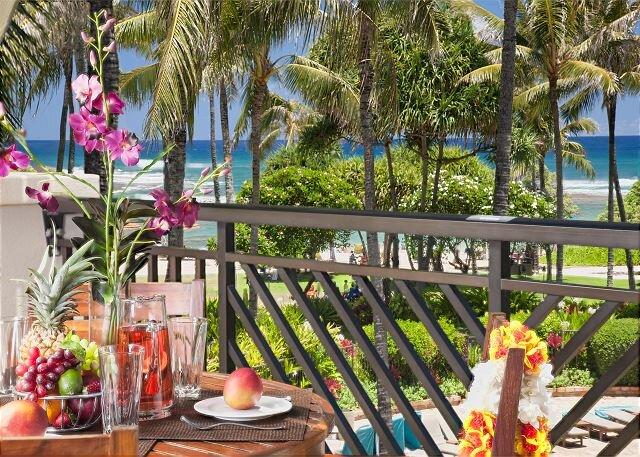Villa 309: Ocean View Turtle Bay Beachfront Legal Rental, holiday rental in Kawela Bay