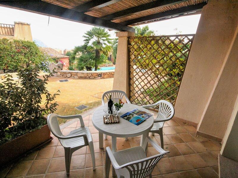 Corbezzolo 7, vacation rental in Porto Rafael