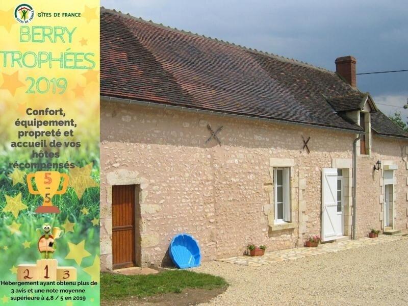 La Galonnerie, location de vacances à Vicq-sur-Gartempe