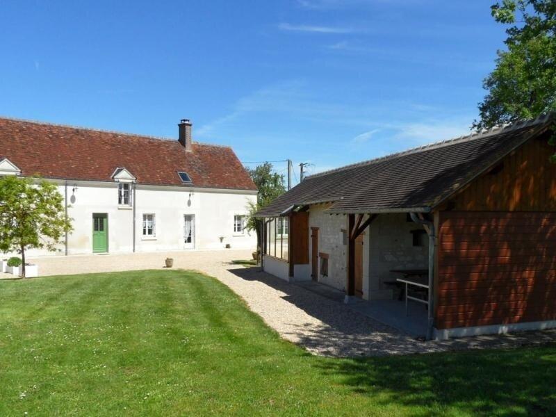 Sermoise, casa vacanza a Levroux