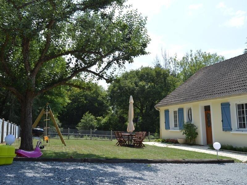 La Brunetterie, holiday rental in Lourdoueix Saint Pierre