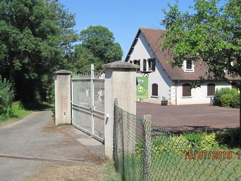 Le Fox Terrier, holiday rental in Prissac