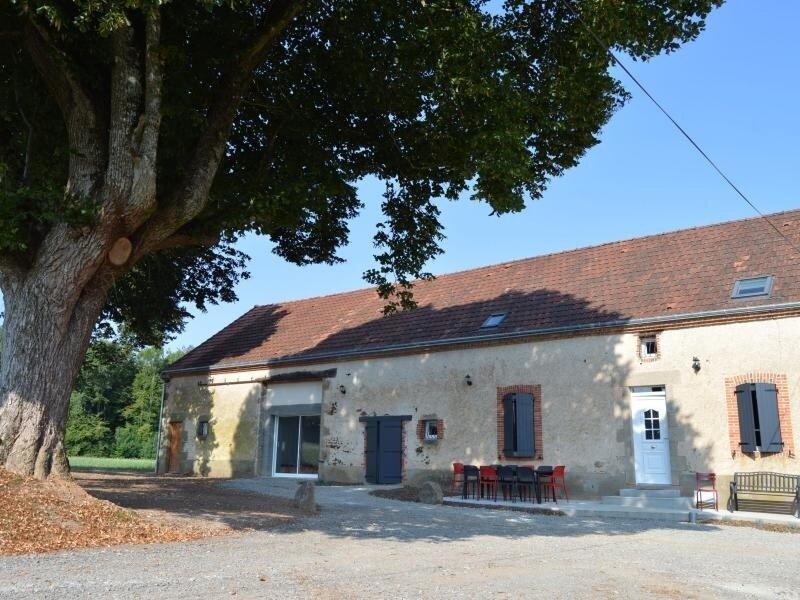 Les Petits Breuillis, casa vacanza a Crozon-sur-Vauvre
