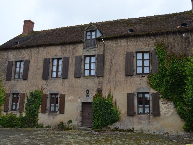 Ferme de Bois Bertrand, casa vacanza a Crozon-sur-Vauvre
