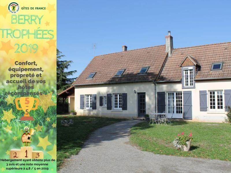 Le Tilleul, casa vacanza a Crozon-sur-Vauvre