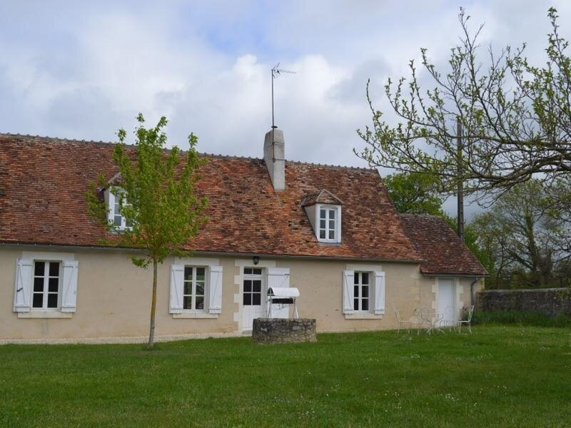 Le Terrier Blanc, holiday rental in Prissac
