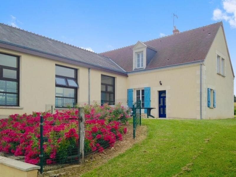 Les Ravineaux n°4, holiday rental in Faverolles