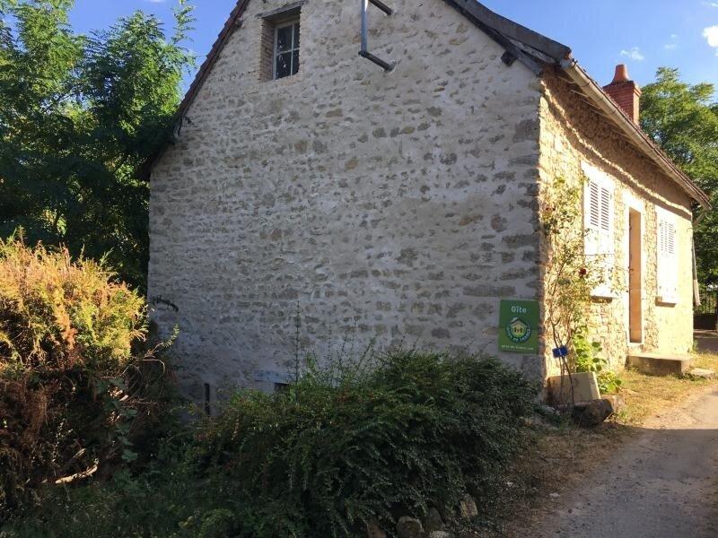 Chez Andrée, Ferienwohnung in Le Pechereau