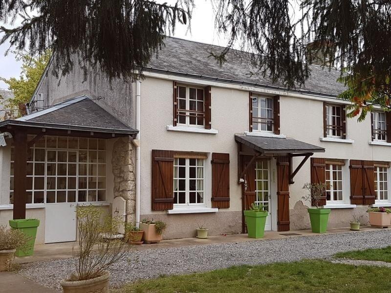 La Maison du Bonheur, location de vacances à Lignières