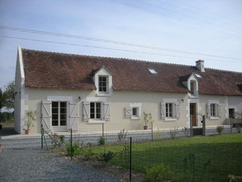 Les Huberts, vacation rental in Saint-Aignan