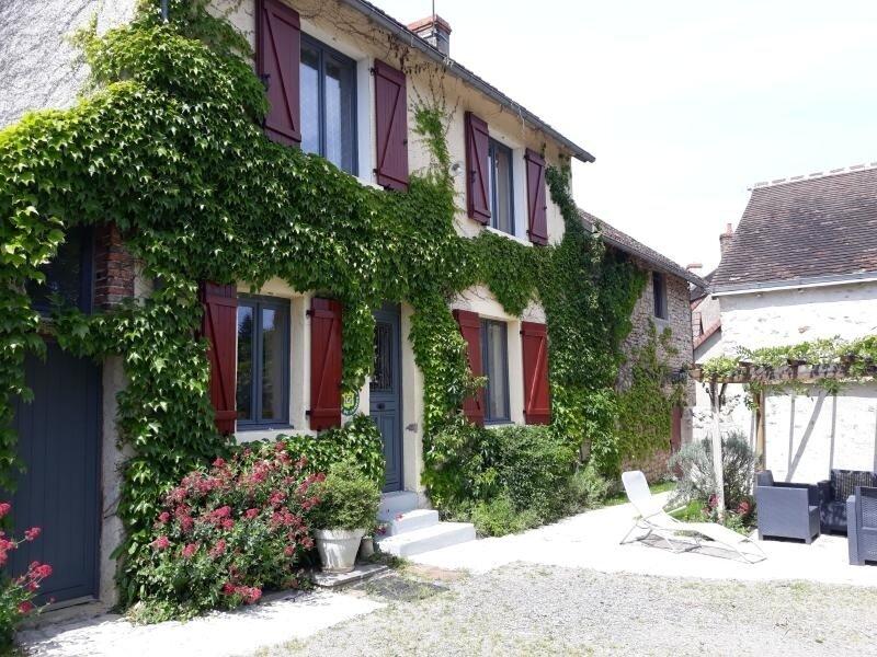 Le Broquet, Ferienwohnung in Le Pechereau