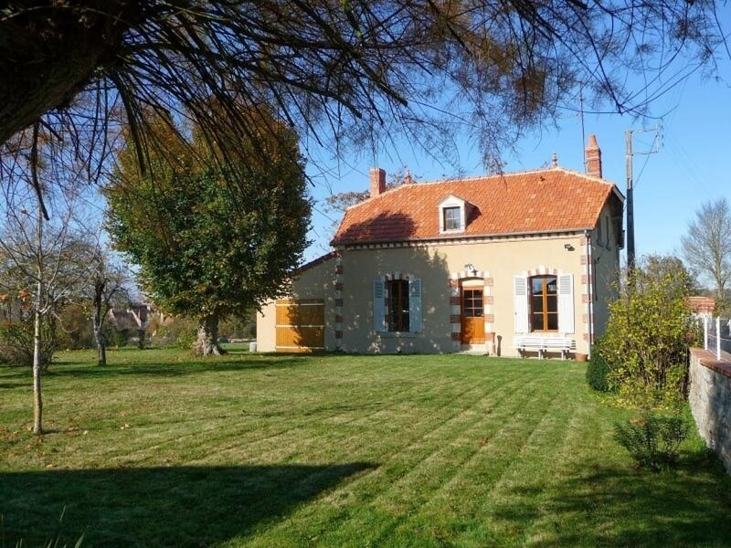 La Bletterie, holiday rental in Ambrault
