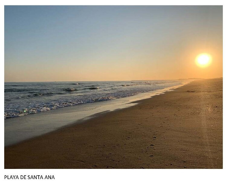 APARTAMENTO 3 DORMITORIOS. 3 MIN A PLAYA DE SANTA ANA, location de vacances à Isla Cristina
