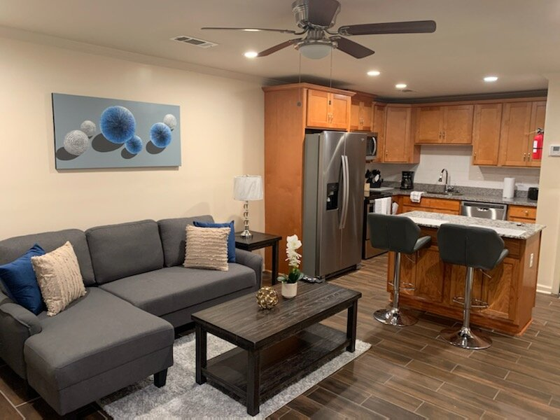 Luxury Apartment / Next Level Living #G, vacation rental in Baton Rouge