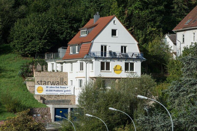Villa Fink Dachgeschoss, holiday rental in Tennenbronn
