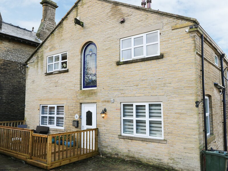 The Coach House, Thornton, West Yorkshire, alquiler vacacional en Bingley