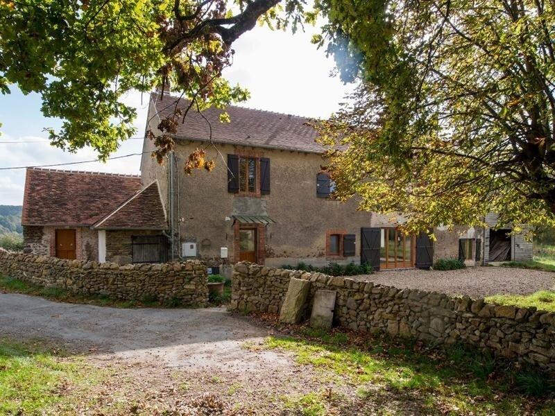 La Grande Maison, Ferienwohnung in Le Pechereau