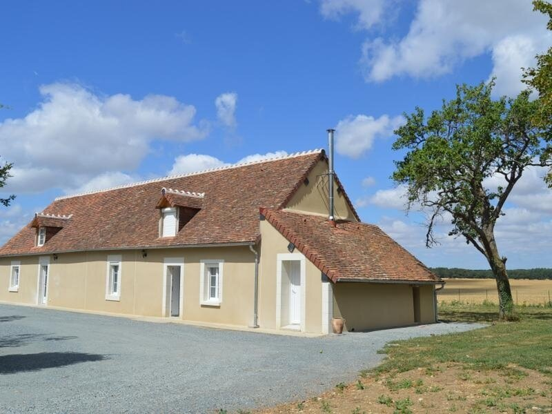 Touche Brune, holiday rental in Argy