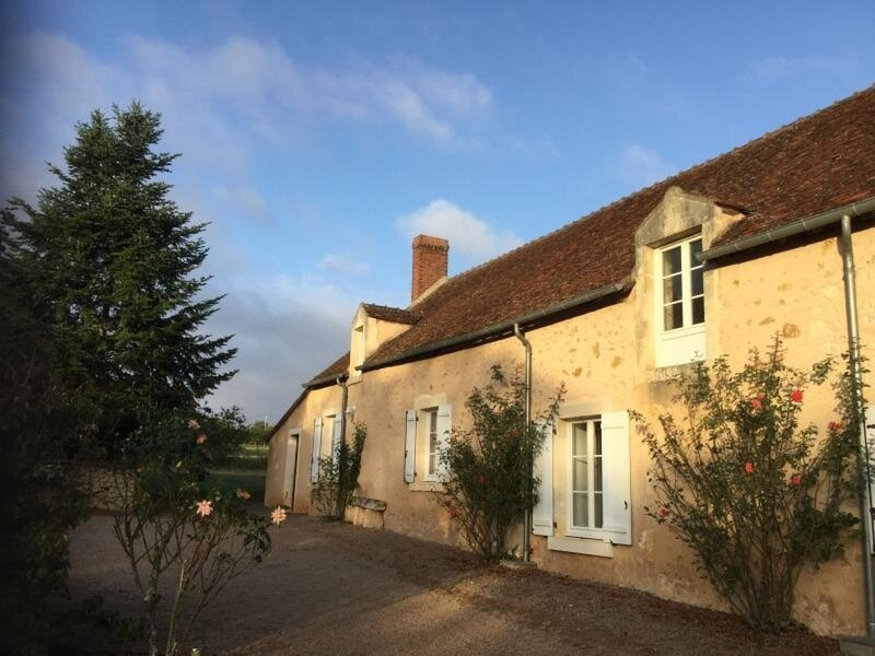 La Bergerie, Ferienwohnung in Le Pechereau