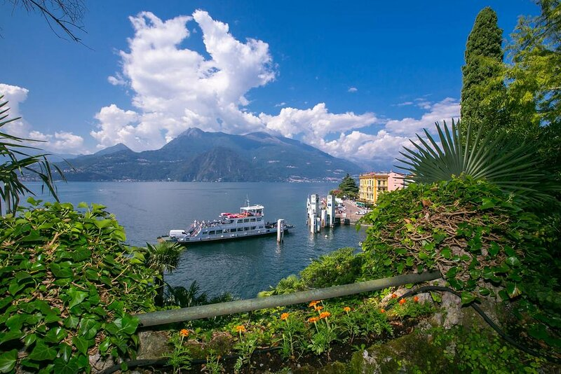 SOAK UP LAKE VIEW SPLENDOR FROM TRULY ROMANTIC VARENNA VILLA!, vacation rental in Varenna