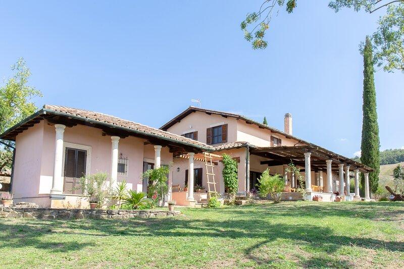 Villa Il Turchetto - Terme di Saturnia, holiday rental in Manciano