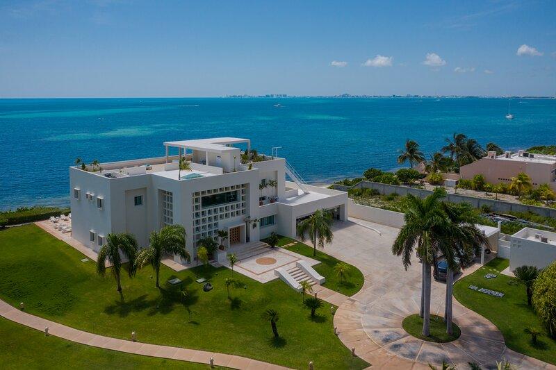 Villa Punta Sam | 6BR | Villa | Cancun, location de vacances à Cancún
