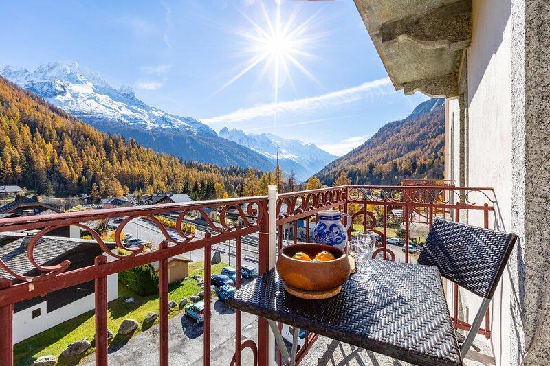Résidence Bel'Alp 17, casa vacanza a Vallorcine