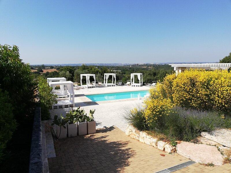 Trullo Del Cuore - Marinelli, location de vacances à Marinelli
