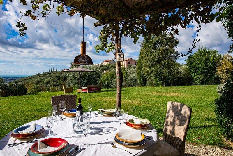 Villa Vista Lago, holiday rental in Miseglia