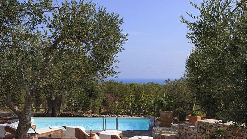Villa Zitetta, alquiler vacacional en Marina di Novaglie