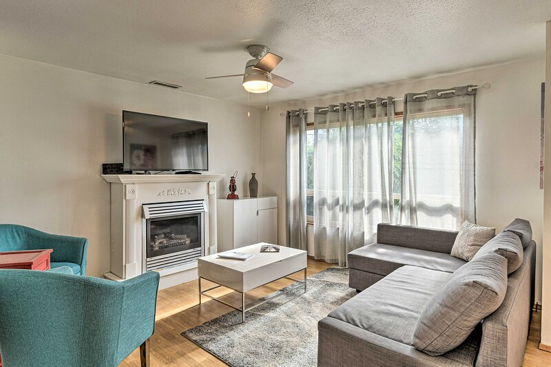 Seattle Vacation Rental | 2BR | 1BA | House | 2 Stories | 1,250 Sq Ft