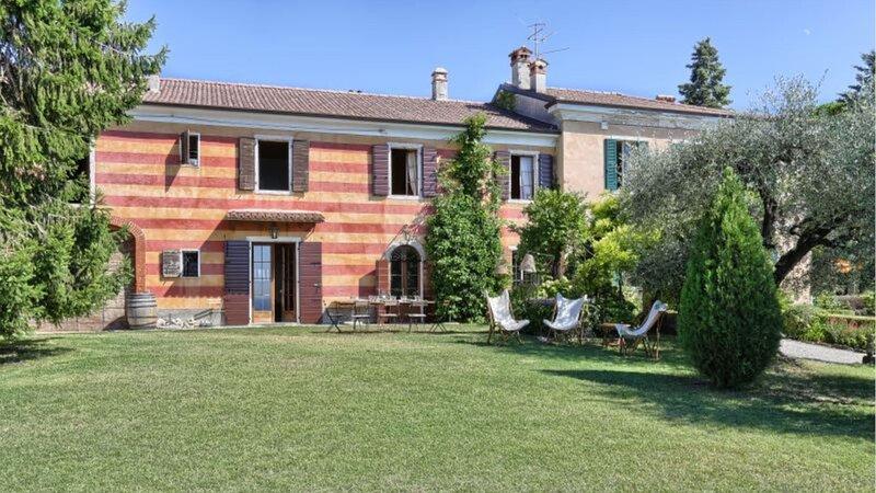 Villa i Broi, alquiler vacacional en Cisano