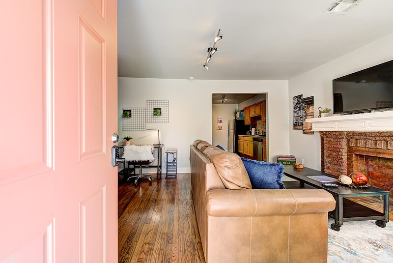 Putnam Pad II - great location, quiet neighborhood, holiday rental in Bethany