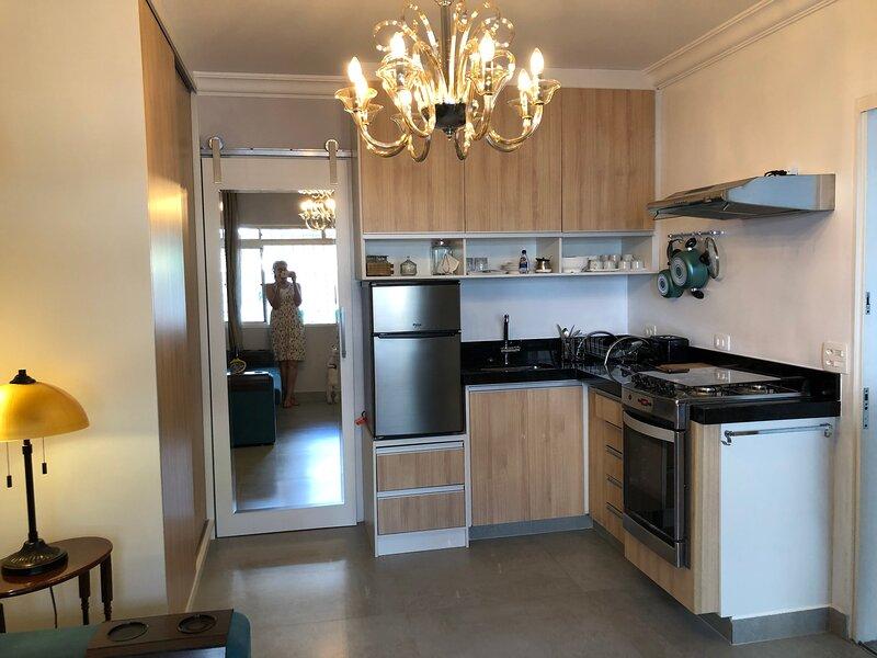 Pompéia HomeStay - Studio Casinha Kit, aluguéis de temporada em Caieiras