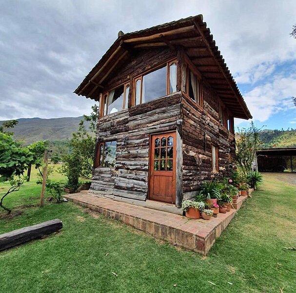 Cabaña Ojo de Agua, holiday rental in Villa de Leyva