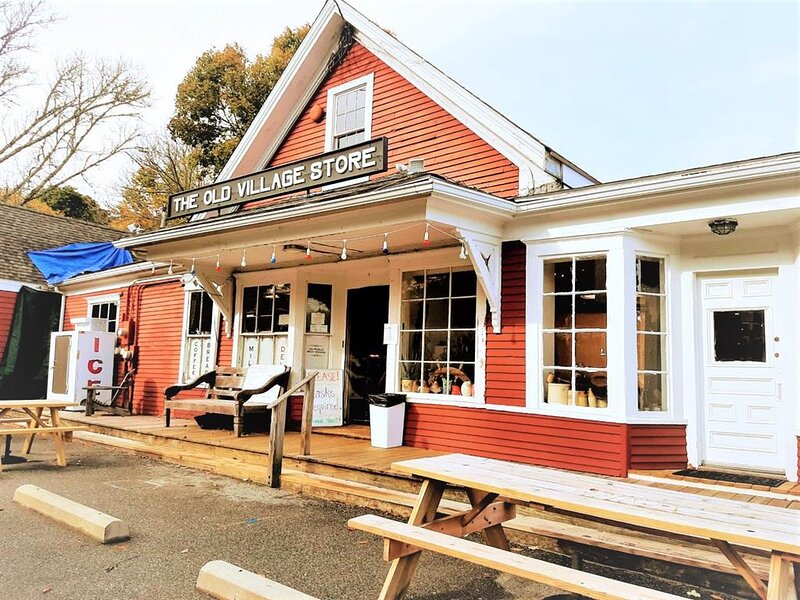 The Old Village Store in West Barnstable