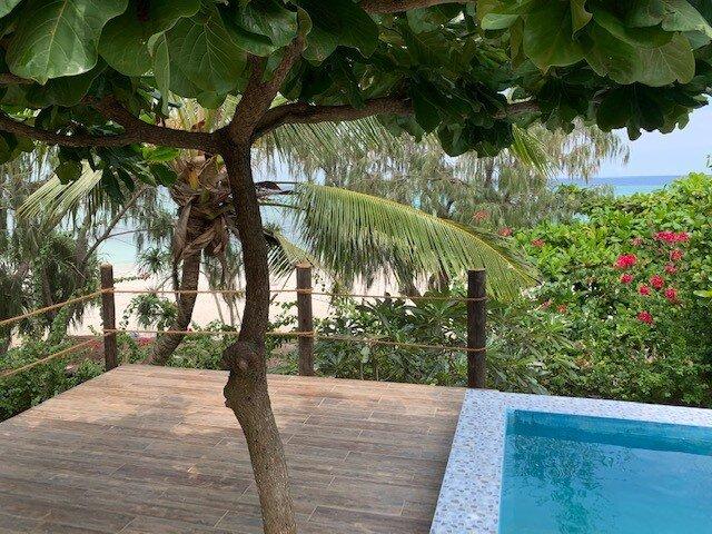 ZI DHOW BEACH VILLA & ZI LOFT- ZANZIBAR OPPOSITE MNEMBA ISLAND, location de vacances à Zanzibar