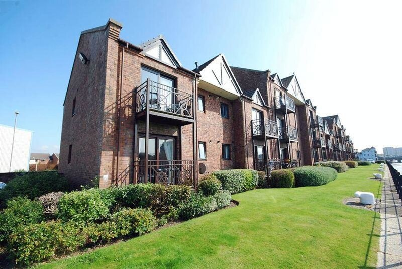 Harbour House - Donnini Apartments, aluguéis de temporada em South Ayrshire